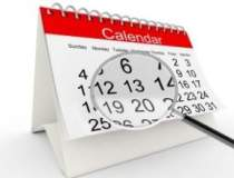 Calendarul zilelor libere in...