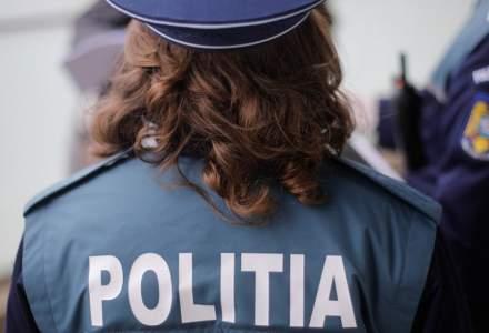 Poliția a dat în weekend amenzi de peste 1 milion de lei după controale în hipermarketuri, piețe, terase și autobuze din București