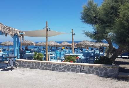 FOTO REPORTAJ | Sezon compromis pentru GRECIA: Plaje, taverne și străzi turistice pustii