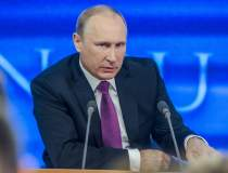 Vizita lui Putin în Crimeea,...