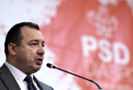 """Deputatul PSD """"Mitralieră"""", amendat pentru că a refuzat să poarte mască"""