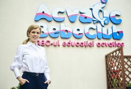Acvatic Bebe Club: Cum s-a adaptat și cum supraviețuiește un club acvatic pentru bebeluși în pandemia de COVID-19?
