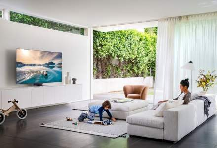 Samsung a prezentat oficial în România televizoarele din gama QLED 4K și 8K, precum și din seria Lifestyle