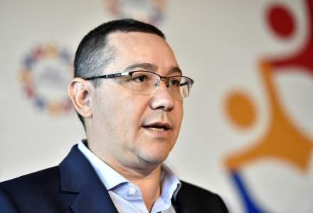Ponta: Pro România va avea un candidat la Primăria Capitalei care va oferi o alternativă faţă de Nicuşor Dan şi Gabriela Firea