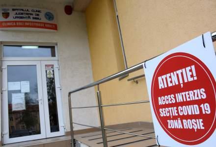 Situaţie dramatică la Spitalul Județean de Urgență din Ploieşti din cauza lipsei de personal; focare active în rândul angajaţilor