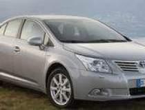Toyota a lansat in Romania...