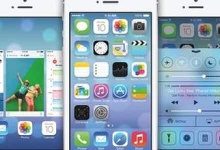 Statistica: iOS 7 ruleaza pe trei din patru terminale mobile Apple compatibile