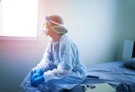COVID-19: Spitalele din Galați au ajuns aproape de capacitate maximă