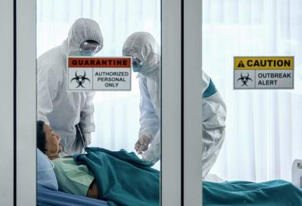 Ministerul Sănătății a stabilit criteriile de indentificare și cele de externare a pacienților COVID-19