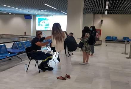 MAE: Pasagerii care sosesc pe aeroporturi în Grecia dinspre România şi Bulgaria trebuie să prezinte un test negativ COVID-19