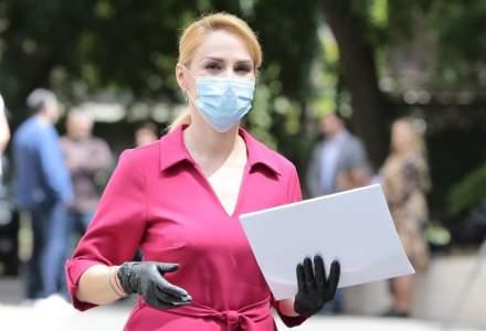 Gabriela Firea, despre Alianţa Pro Bucureşti 2020: O alianţă a răului, doresc să omoare candidatul Firea