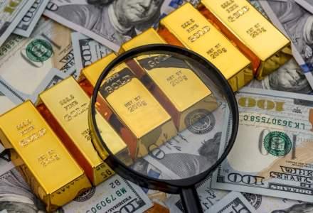 Preţul aurului atinge un nivel record, pe fondul temerilor privind extinderea pandemiei