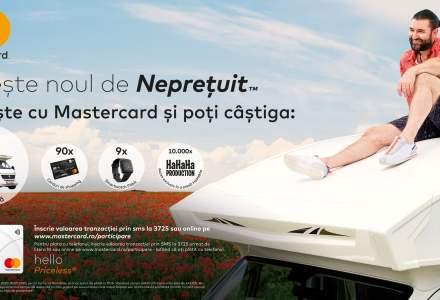 Mastercard lansează o campanie cu peste 10.000 de premii: ce poți câștiga dacă plătești cu cardul