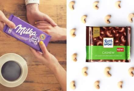 Lupta pentru tableta de ciocolată în formă de pătrat s-a încheiat. Ritter Sport a învins-o pe Milka și a câștigat licența