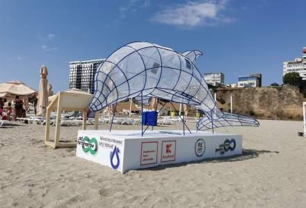 Românii pot colecta deșeuri din plastic și metal pe litoralul Mării Negre