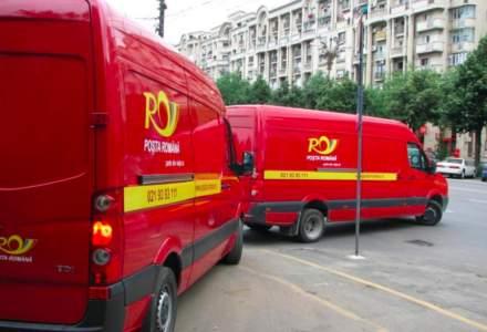 Poșta Română trece la vehicule electrice anul acesta
