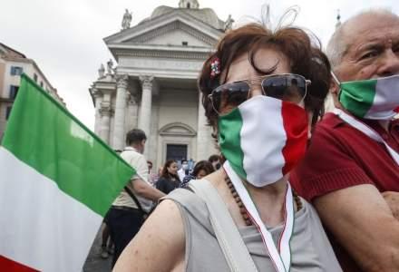 Starea de urgență, prelungită în Italia până în octombrie