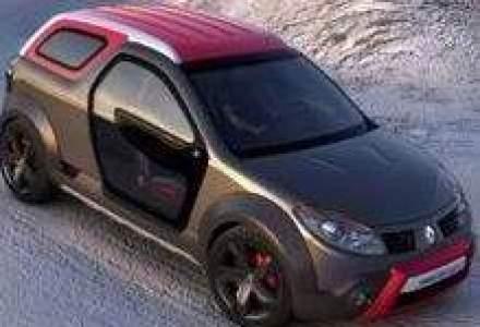 Dacia prezinta la Geneva un concept derivat din Sandero