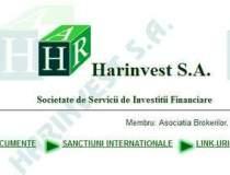 Cazul brokerului Harinvest:...