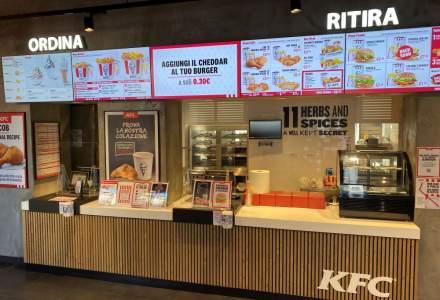 Sphera Franchise Group continuă extinderea rețelei KFC la nivel internațional, în Italia