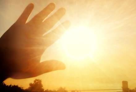 Zile tropicale: ANM a emis un cod galben de caniculă pentru jumătate de țară