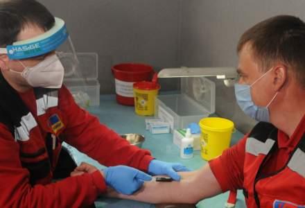 Record de noi cazuri de Covid în Ucraina: peste 1.000 de infectări într-o zi