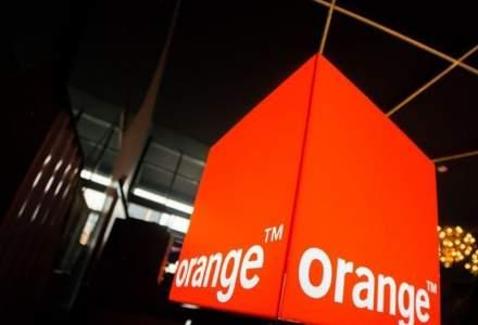 Orange România înregistrează o cifră de afaceri cu 10% mai mică în trimestrul doi față de anul trecut