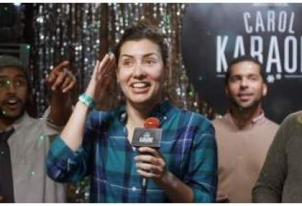Heineken reinventeaza karaoke-ul: cum ar fi sa canti colinde in fata a peste 30.000 de straini?