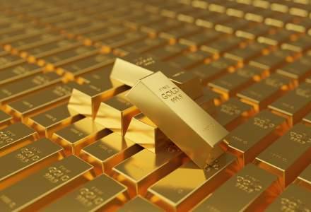 Aurul ajunge la un nou maxim istoric - 259,1273 lei/gram
