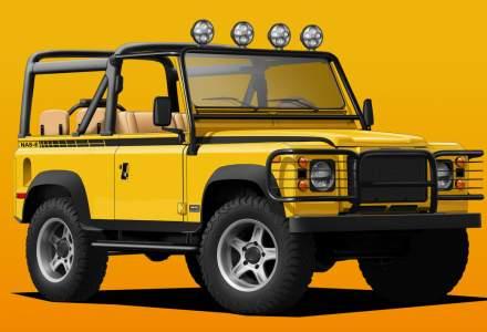 Cât costă conversia unui Land Rover Defender în mașină electrică?
