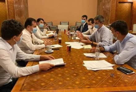 PNL și USR s-au înțeles pentru sectoarele din București: A ieșit fum alb