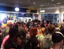 Haos pe Aeroportul Iași, fără...