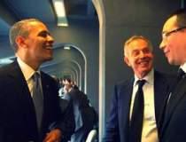 Blair l-a prezentat pe...