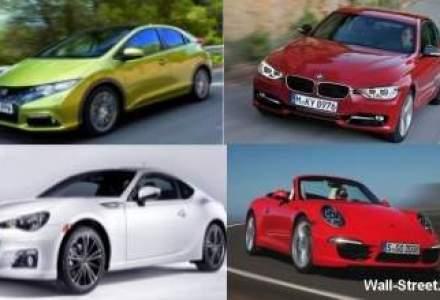 Piata auto a scazut cu 8% anul acesta. Cum arata topul pe marci