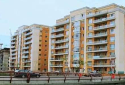 Banca Romaneasca are de recuperat 13 mil. euro din apartamentele Green Park Iasi