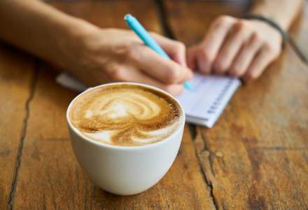 Studiu xpresscups: Peste 58% dintre români consumă 2-3 cafele pe zi