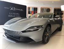 Ferrari Roma, prezentat la...