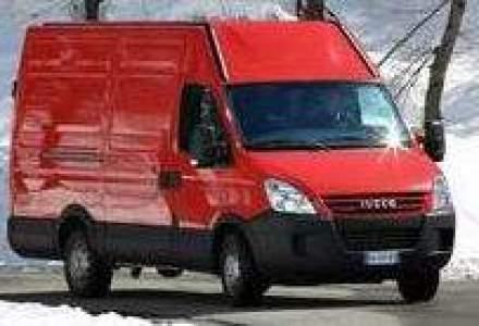 Iveco detine 20% din piata de autovehicule comerciale din Romania
