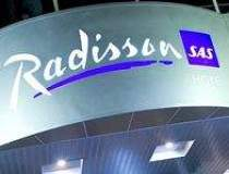 Lantul hotelier Radisson SAS...