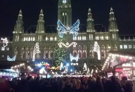 Viena, paradisul iubitorilor de Craciun: orasul atrage milioane de turisti