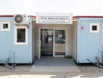 FOTO Spitalul Modular COVID...