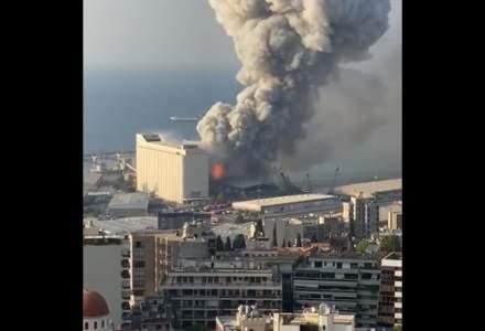 Explozii Beirut: Bilanț sumbru, peste 60 de persoane sunt în continuare dispărute
