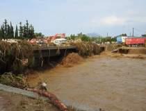 FOTO Inundații masive în Grecia