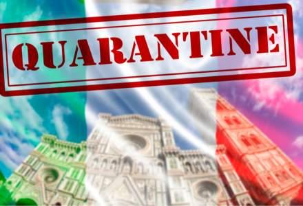 Italia prelungește măsura carantinei pentru cei care vin din România și Bulgaria