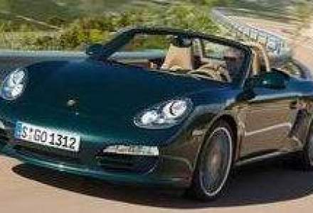Porsche a lansat in Romania Cayenne diesel, noile generatii Cayman si Boxster