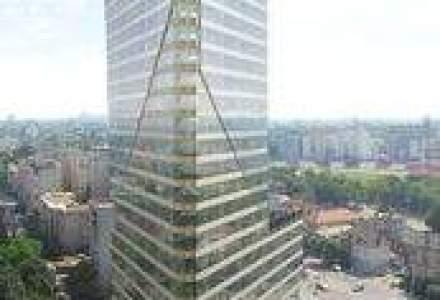 Proiectul saptamanii: Euro Tower, prima cladire 'verde' din Bucuresti