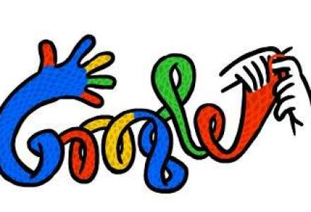 Google sarbatoreste solstitiul de iarna