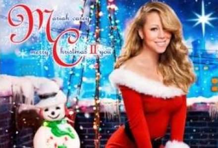 Un cantec de Craciun interpretat de Mariah Carey, vandut in peste 1 mil. de copii
