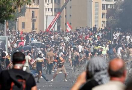 Guvernul libanez ar urma să demisioneze luni, după protestele violente din ultimele zile