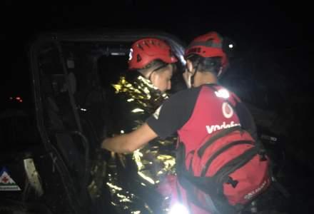 Tânăr găsit în stare gravă în munțiiCeahlău, după ce a fost abandonat de prieteni